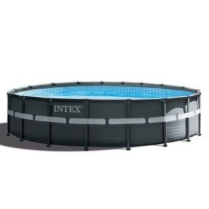 Intex Ultra XTR Frame Pool Ø 549 cm x 132 cm (set incl. zandfilterpomp)