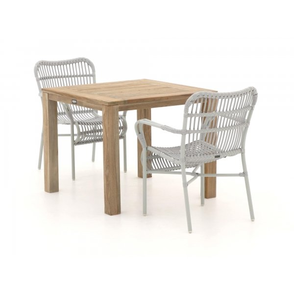 Intenso Parma/ROUGH-S 90cm dining tuinset 3-delig