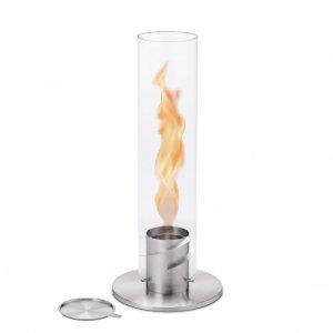 Höfats Spin 120 sfeer lantaarn zilver
