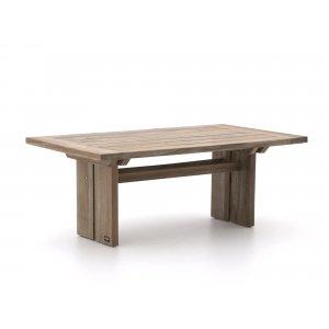 ROUGH-L lounge/dining tuintafel 160x90x61cm